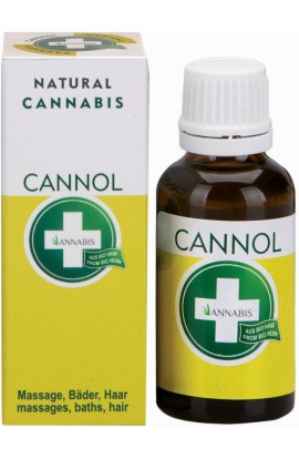 Cannol Hemp Oil 100 ml Annabis