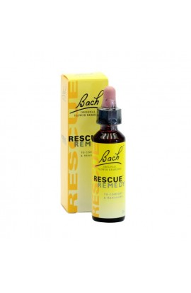 DR. BACH, RESCUE REMEDY, RESCUE REMEDY, 20 ML