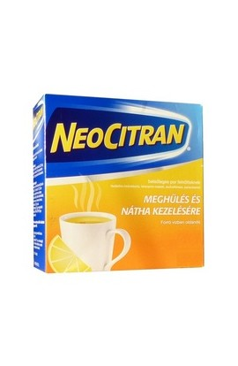 GlaxoSmithKline, NEO CITRAN oral powder for adults, 14 ks