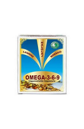 DR.CHEN, OMEGA-3,6,9, 30 pieces