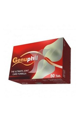 Eva pharma,GENUPHIL, 50 TAB