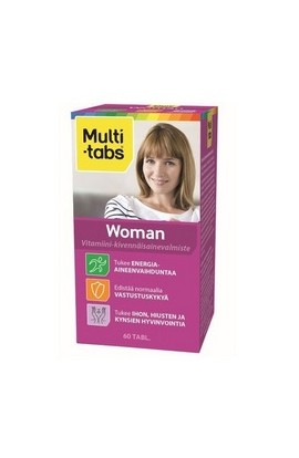 Multi-tabs, Woman, 60 tab