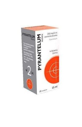 Medana, Pyrantelum 250mg/5ml, 15ml