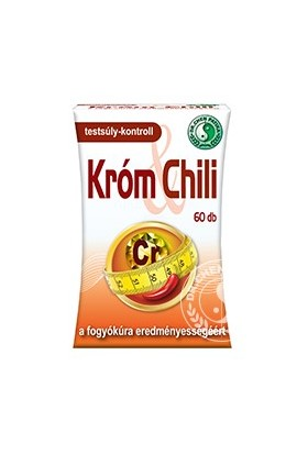 DR.CHEN, KRÓM+CHILI, 60 pieces