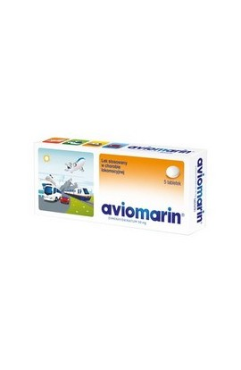 TEVA, AVIOMARIN CHEWING GUM, 5 pieces