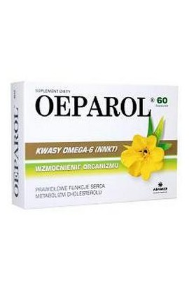 ADAMED, OEPAROL, 60 PCs