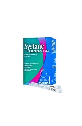 Alcon, SYSTANE ULTRA UD, 0,7ml x 30 PCs