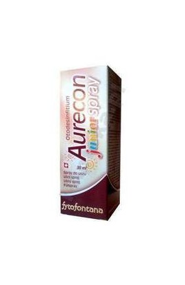 HERB-PHARMA, AURECON Junior spray, 30ml