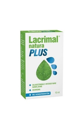 Polpharma, Lacrimal Natura Plus, 10ml
