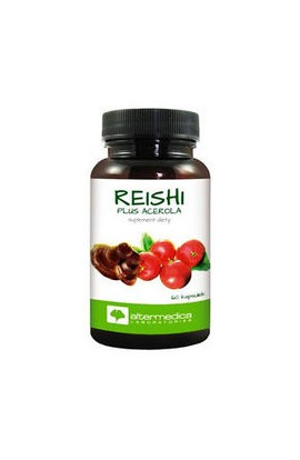 Altermedica, REISHI PLUS ACEROLA, 60 PCs
