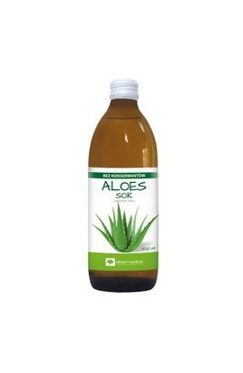 Altermedica, Aloes Sok, 500ml