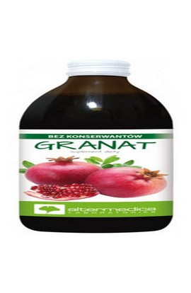 Altermedica, GRANAT Sok, 500ml