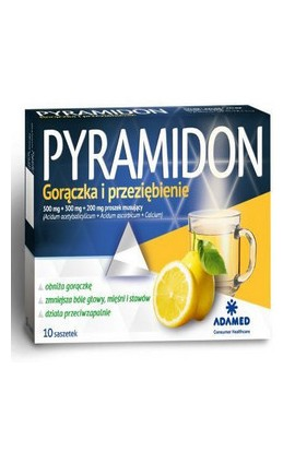 Adamed, Pyramidon, 10 PCs