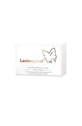 Biomed, LACTOVAGINAL, 10 PCs