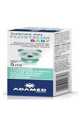 Adamed, Flostrum Baby, 5ml