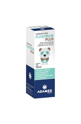 Adamed, Flostrum Plus, 15ml