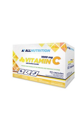 Allnutrition, Vitamin C 1000mg, 30 PCs