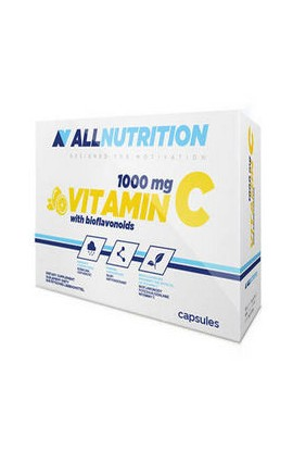 Allnutrition, Vitamin C 1000mg, 60 PCs