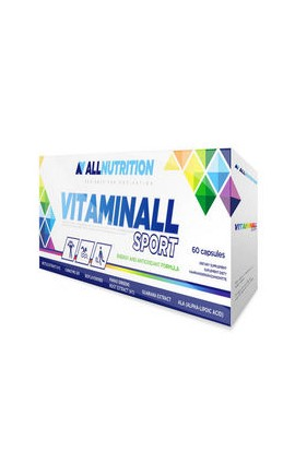 Allnutrition, VitaminALL SPORT, 60 PCs