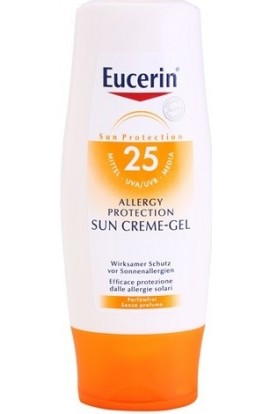 Eucerin, Sun Gel against sunburn SPF25 150 ml