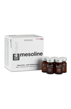 MD Skin Solutions, Mesoline Tight, 5x5ml vials