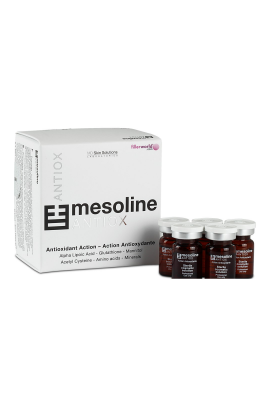 MD Skin Solutions, Mesoline Antiox, 5x5ml vials