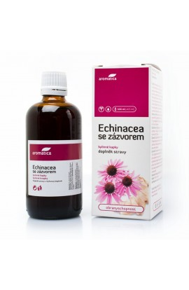 Aromatica,Echinacea with ginger