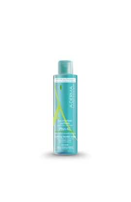 A-Derma, Phys-AC Micellar Water for Problematic Skin, 200ml