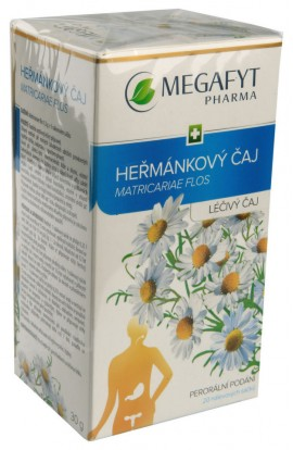 Megafyt Pharma, HEALTHY TEA healing tea 20 I, 1 pcs