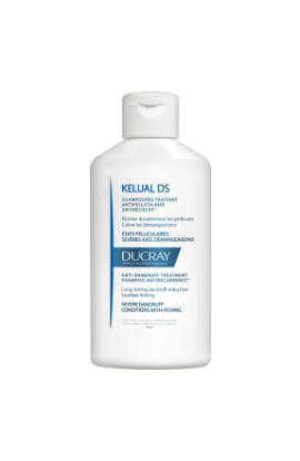 DUCRAY, Kélual DS shampoo for recurrent dandruff, 100ml