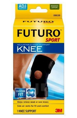 3M, 3M FUTURO Knee band adjustable by SPORT, 1 pcs