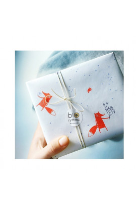 Biorythme, foxes and foxes, gift set