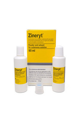 Astellas, Зинерит, Zineryt, 1X70ML