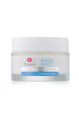 Dermacol, Aqua Beauty, moisturizing cream for all skin types,50 ml