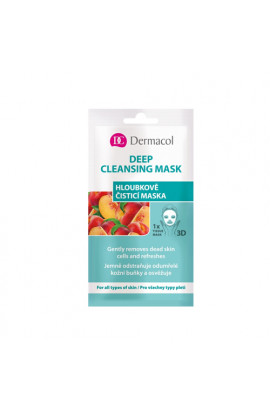 Dermacol, Deep Clearing Mask,15 ml