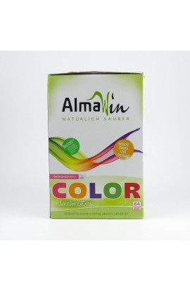 ALMAWIN, WASHING POWDER, COLOURFUL AND FINE LINEN, 2 KG