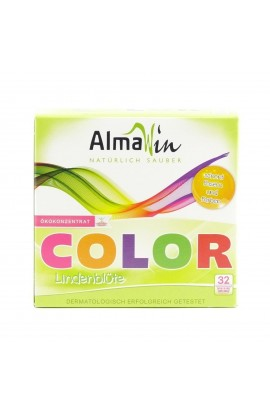 ALMAWIN, WASHING POWDER, COLOURFUL AND FINE LINEN, 1 KG