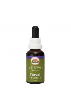 "AUSTRALIAN BUSH FLOWER ESSENCES, THE COMBINED ESSENCE OF ""TRAVEL"", 30 ML"