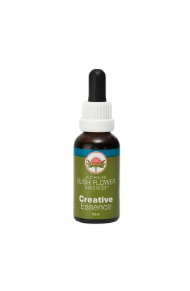 "AUSTRALIAN BUSH FLOWER ESSENCES, THE COMBINED ESSENCE OF ""CREATIVE"", 30 ML"