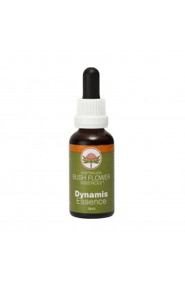 "AUSTRALIAN BUSH FLOWER ESSENCES, THE COMBINED ESSENCE OF ""DYNAMIC"", 30 ML"