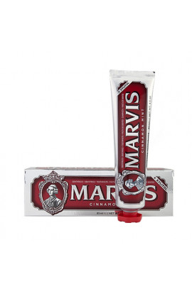 Marvis, Cinnamon Mint Toothpaste with Xylitol 85ml