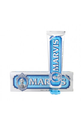 Marvis, Aquatic Mint Fluoride Toothpaste 85 ml