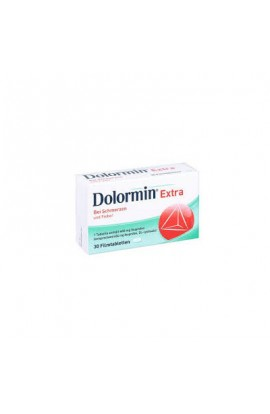 DOLORMIN EXTRA 30 шт