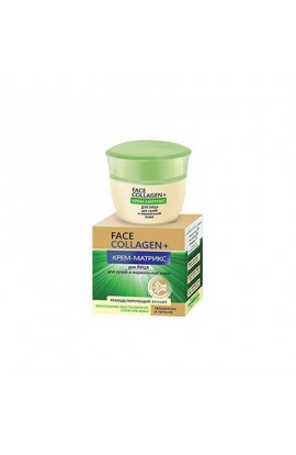 FACE COLLAGEN+ Face Cream Matrix For Dry And Normal Skin 50ml