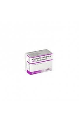 MINOCYCLIN Ratiopharm 100 Mg 50 Шт.