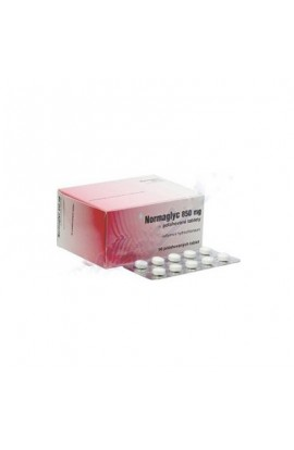NORMAGLYC  90X850MG