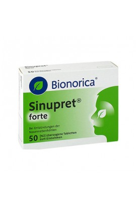 Bionorica, Sinupret forte Dragees 50
