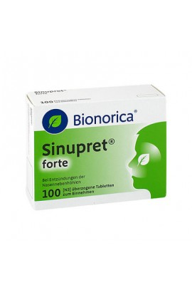 Bionorica, Sinupret forte Dragees 100