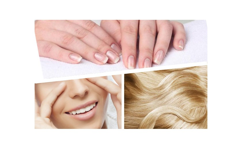 Czech products for healthy skin, hair and nails
